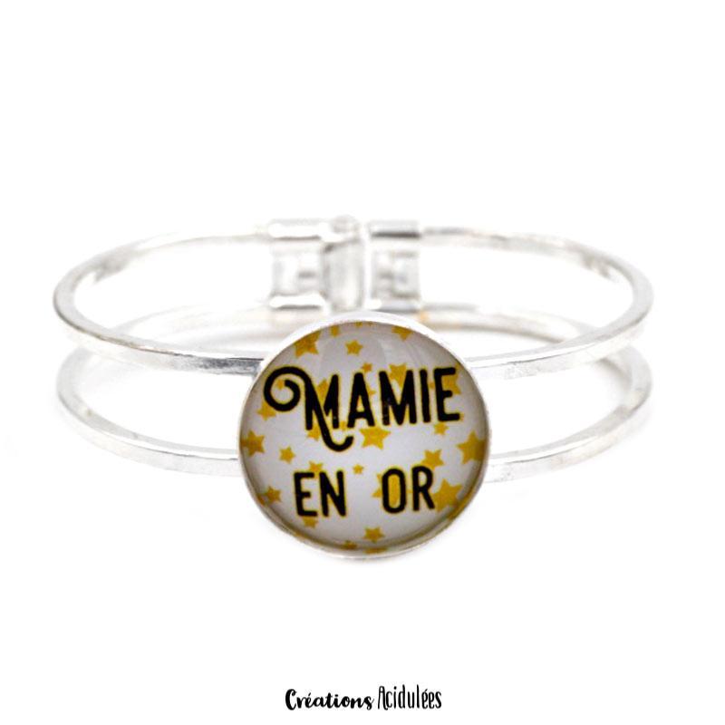 Royaume-Uni disponibilité 94db5 b44d1 Bracelet - Mamie en or