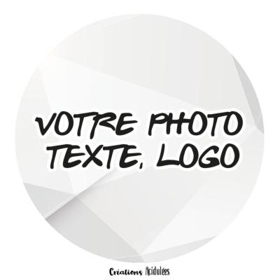 Votre photo perso - Déclinaisons d'articles