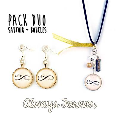 [Pack DUO] Always & Forever