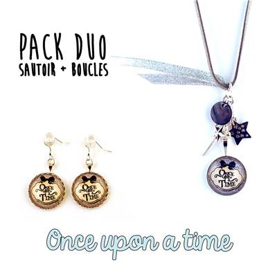 [Pack DUO] Once Upon A Time