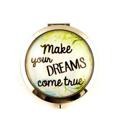 Miroir - cabochon - Make your dreams come true