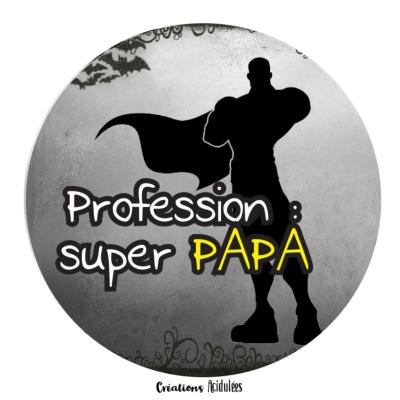 Profession Super PAPA - Déclinaisons d'articles